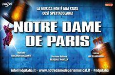 Notre Dame De Paris: debutta a Milano il nuovo tour