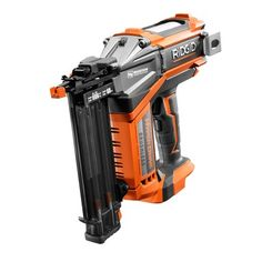 The RIDGID HYPERDRIVE 18-Volt Brushless 18-Gauge 2-1/8 in. Brad Nailer is taking pneumatics to the next level. Using the industry leading feature set of Fasten Edge Technology RIDGID HYPERDRIVE offers you all the power of a pneumatic nailer in a cordless tool. With no compressor, no hose and no gas cartridge, this 18-Gauge brad nailer provides a faster setup and easier maneuvering on the job site. The RIDGID HYPERDRIVE brad nailer drives 18-Gauge nails from 5/8 in. to 2-1/8 in.  I really…