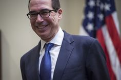 The Treasury Secretary is 'not worried at all' about robots taking jobs. Here's why he could be wrong.