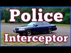 Regular Car Reviews: 2000 Ford Crown Victoria P-71 Police Interceptor - YouTube