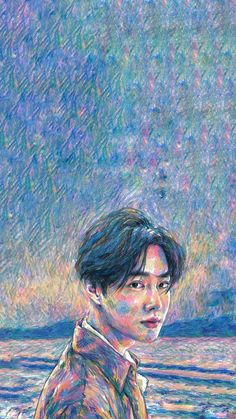suho self portrait SUHO The mini album [ (Self-Portrait)] Exo wallpaper Suho Kim Junmyeon # # # Ladybug Anime, Exo Lockscreen, Kim Junmyeon, Nct Taeyong, Suho Exo, Love Wallpaper, Wood Engraving, Kpop, Cute Wallpapers