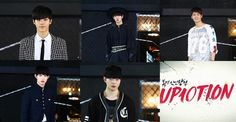 TOP Media reveals first five members of upcoming group UP10TION