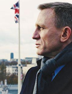 Daniel Craig as James Bond in Skyfall [2012]