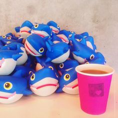 Hey @jsconfeu, we're back w/ more adorable Sammies! Come say hi during lunch & chat w/ me about JS at @digitalocean!