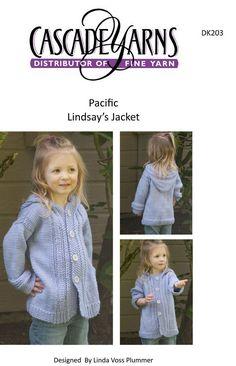 Lindsay's Jacket Cascade Pacific - DK203