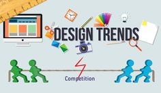 Is your business keeping pace with the technological advancements? Read this article to know about future design trends and stay ahead of competition.