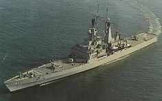 USS Arkansas before tomahawk missile retrofit Navy Coast Guard, Subic Bay, Uss Nimitz, Cruise Missile, Us Navy Ships, Uss Enterprise, United States Navy, Submarines, Aircraft Carrier