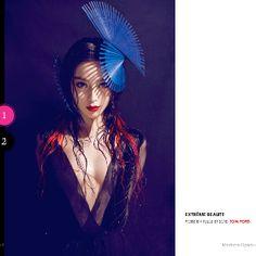 #FanBingBing #MadameFigaro spécial Chine by #ChenMan #ChenManer