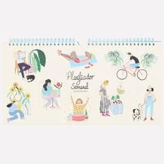 Papelería Agendas y Planificadores - CasaIdeas Family Planner, Planners, Day Planners, Meal