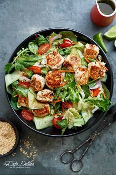 37 Salad Recipes That Will Help You Smash Your Weight Loss Goals! - TrimmedandToned