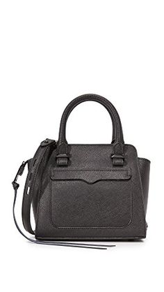 Rebecca Minkoff Womens Micro Avery Tote Black One Size *** Check this awesome product by going to the link at the image.