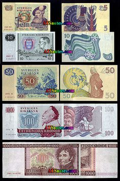 Sweden banknotes - Sweden money catalog and Sweden currency history Old King, Historical Pictures, Childhood Memories, The Past, Croatia Travel, Italy Travel, Bangkok Thailand, Thailand Travel, Retro