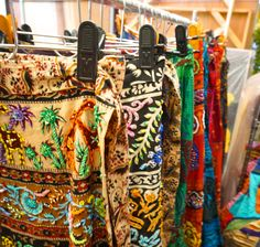 Chatuchak market (JJ Market to locals) is a hidden gem and one of the world's best markets. In our comprehensive photo guide to Thai souvenirs, we show you the best things to buy-- cute dresses, artisan crafts, exotic soaps, piles of beads and jewelry-- we cover it all.