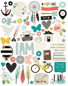 Imprimolandia: Stickers ( primera parte)                              …