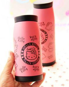 Hello Kitty Insulation Mug - Hello Kitty Cups
