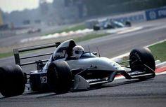 Italian GP 1992  Tyrrell 020 -Ilmor