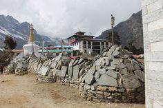 Tengboche Monastery, Nepal.