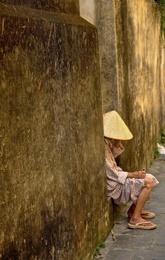 People of Hoi An, Vietnam