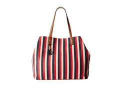 TOMMY HILFIGER Beach Tote. #tommyhilfiger #bags #hand bags #travel bags #beach #canvas #tote #