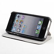 iPhone 5 Leren Hoes + Standaard – EUR € 8.27
