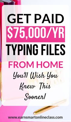 Working from home as a transcriptionist can be a great way to supplement your income. Most companies don't require experience and this can also be a great side hustle for work-at-home moms. Check this post out to find out more! by Read Earn Money From Home, Earn Money Online, Way To Make Money, Making Money From Home, Money Saving Mom, Work From Home Opportunities, Work From Home Moms, Work From Home Ideas, Jobs From Home Legit