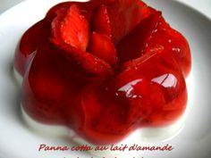Découvrez ce duo de Panna Cotta et fraises à la rose pour une Saint-Valentin tout en douceur ! Ce dessert tout en douceur, fraîcheur, au parfum de fruits et de fleurs vous laissera évocateur ! Rendez-vous sur notre site pour visionner la recette : http://www.ptitchef.com/recettes/dessert/duo-de-panna-cotta-et-fraises-a-la-rose-pour-un-saint-valentin-tout-en-douceur-fid-1510622 #recette #cuisine #saintvalentin #pannacotta #fraise #rose #amour