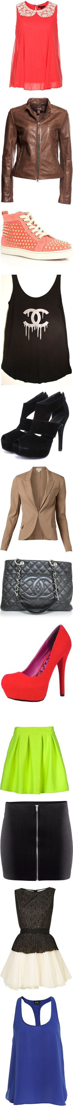 """how to dress like...hanna marin"" by fangirl-francesca ❤ liked on Polyvore"