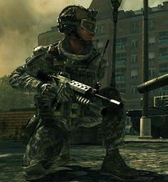 Call of Duty: Modern Warfare 3 - Sgt. Lam - 75th Rangers
