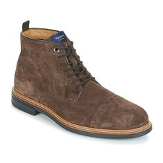 3897e273456 Axel. spartoo.es. Zapatos Hombre Botas de caña baja ...