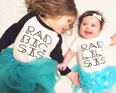 Want a rad way to promote your little to Big Sis? Essential for announcement photos, birthday photos, or a meet-and-greet after a baby sibling arrives! Printed in Orlando, Florida, USA View Our Child Size Chart HERE Hipster Kids Clothes, Size Chart For Kids, Big Sis, All Kids, Shark Tank, Birthday Photos, Abs, Children, How To Wear