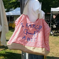Horse bag embroidery