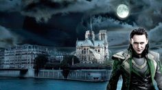 Loki in Paris, configured for widescreen wallpaper 1600 x 900.  Click for full-size.