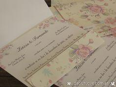 convite de casamento tons pasteis - Pesquisa Google
