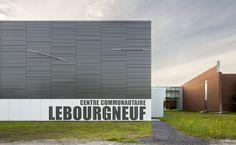 Gallery - Lebourgneuf Community Center / CCM2 architectes - 13