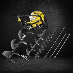 Giantz 88CC Post Hole Digger Auger Petrol Drill Borer Fence Earth Power  Only AUD$485.10!   Say good bye to backbreaking manual post boring and digging and welcome to the technological breakthrough GIANTZ 88cc Petrol Post Hole Borer/Digger.    The GIANTZ Post Hole Borer/Digger is geared up to do simple post boring as well as serious deep hole boring. Its class-leading 88cc 3kW 2-stroke petrol engine revs up to 9000rpm to get your hole dug out with precision and ease. The advanced vertical g