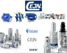 #CEJN is a Swedish Global Quick Connect #Specialist and covers entire range of quick connect components and systems for compressed air, breathing air, hydraulic oil, fluids and gasses including accessories such as #adaptors, #fittings, #hoses, #hose reels, air-preparation units and blow guns.