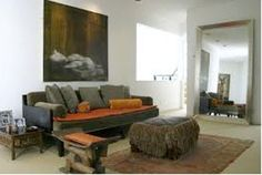 The Opium daybed/sofa reproduction by Holly Hunter made in the USA. Designed by Liagire