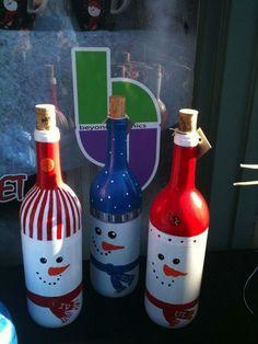 adornos de navidad reciclados 15