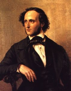 Felix Mendelssohn (3 February 1809 - 4 November 1847) was a German composer, pianist, organist and conductor of the early Romantic period. http://en.wikipedia.org/wiki/Felix_Mendelssohn