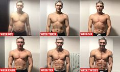 BEN'S DIET AFTER Meal 1: 2 egg, poached or boiled 12 Week Body Transformation, Crossfit Transformation, Warrington England, Amazing Body, Fitness Workouts, Fitness Tips, Fitness Motivation, Cardio Gym, Health Fitness
