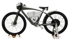 Icon Electric Flyer - vintage-style electric bicycle