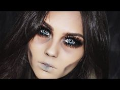 DEAD GLAM | Easy Last Minute Halloween Makeup Tutorial