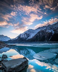 Stunningly Beautiful Landscapes of New Zealand by Laurie Winter #photography #landscapint #travel #nature #NewZealand #instatravel #instagram