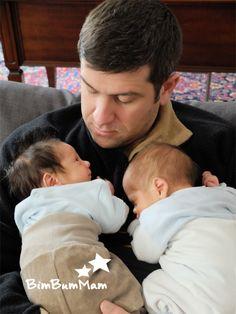 Diventare padre – Momenti esclusivi papà e bebè! - Oggigiorno ipapàsono sempre più presenti e partecipativi alla crescita dei figli e vogliono condividere sempre più tempo con i suoibebè. BimBumMam