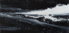 John Virtue, The Sea No.5, 2011-13