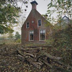 Tinallinge, kop-hals-rompboerderij aan de Vennenweg 1