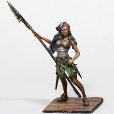 CMON is raising funds for Rum & Bones on Kickstarter! Two pirate crews engage in fierce battle for Davy Jones' treasure in this miniatures board game for 2 to 6 players. 28mm Miniatures, Fantasy Miniatures, Davy Jones, Rum, Mini One, Warhammer Fantasy, Mini Games, Figure Painting, Pirates