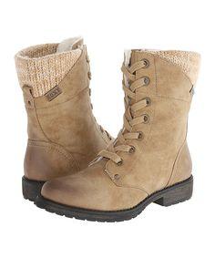 Tan Geneva Boot