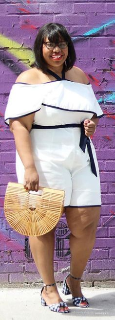 30+ Perfect Curvy Spring Outfit Options To Wear | FASHIONTERA