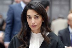 Amal Clooney Lawyer, author, Lebanon, Law The 100 Most Powerful Arab Women 2015 in Politics and Law - ArabianBusiness.com
